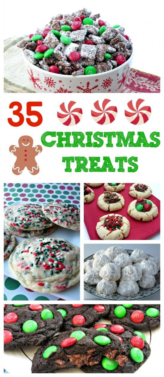 35 Christmas Treats
