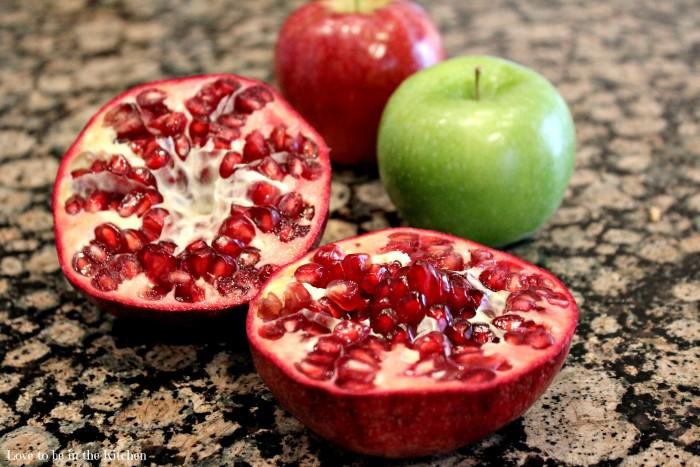 Image result for Apple Pomegranate