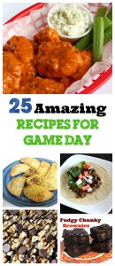 25 Amazing Recipes for Game Day