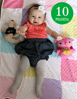 Carina- 10 Months