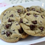 Chocolate Chip Cookies with Einkorn and a Giveaway