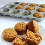 Healthy Juice Pulp Muffins