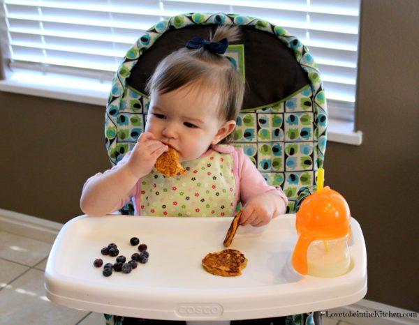 Pancakes for kids