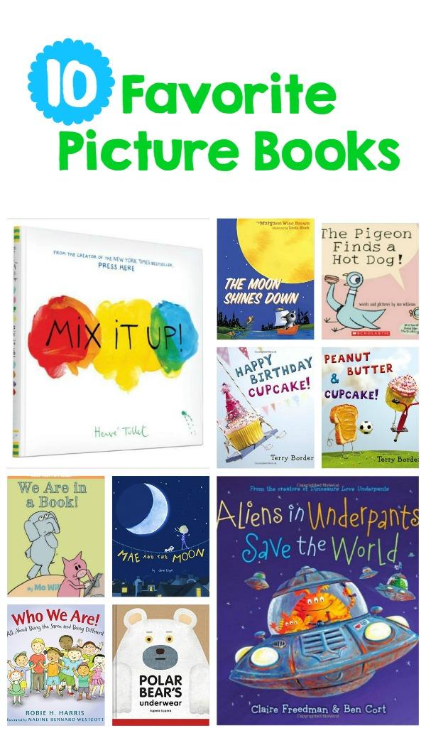 10 Favorite Picture Books