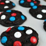 Patriotic Chocolate Cookies main