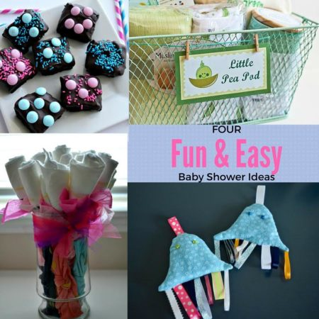 Fun & Easy Baby Shower Ideas