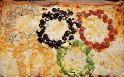 Olympic Pizza from Living Well Spending Less