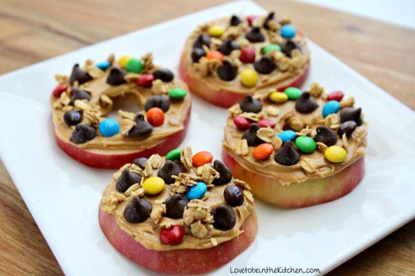 Apple Monster Cookies