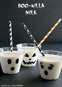 Boo-nilla Milk