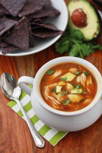 Slow Cooker Pumpkin Taco Soup