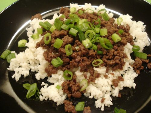 Cheap Korean Beef