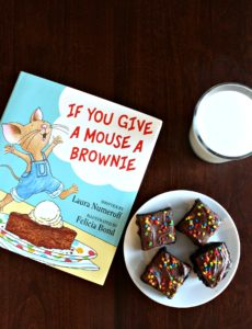 Brownie Frosting + Giveaway