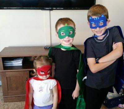 PJ Masks Costume