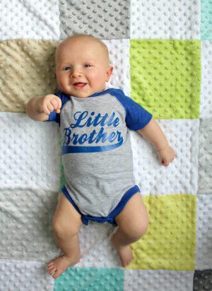3 Month Old Baby Luke