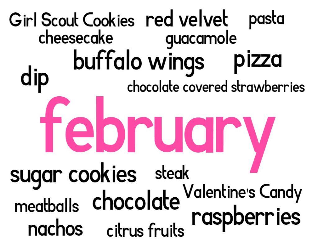 Becky's Bites of Life- January