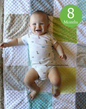 Luke 8 Months