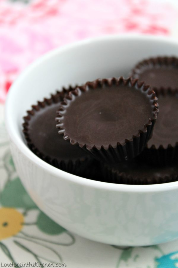 Sugar-Free Chocolate Bites