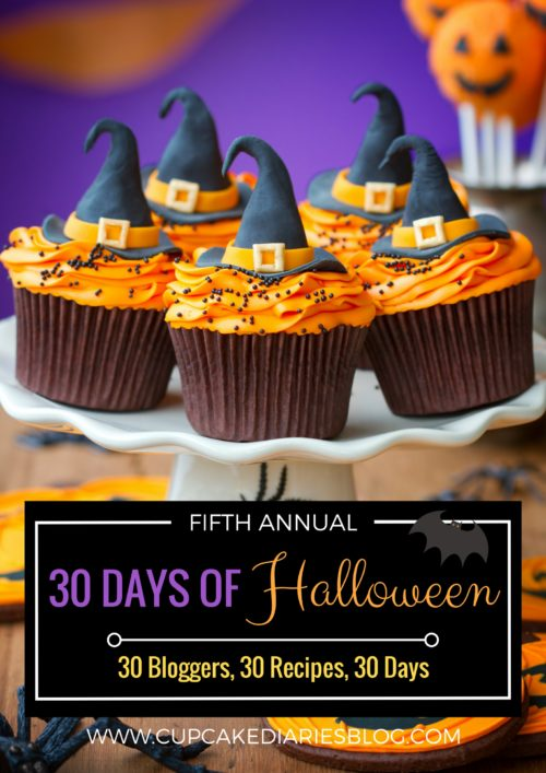 30 Days of Halloween 2017