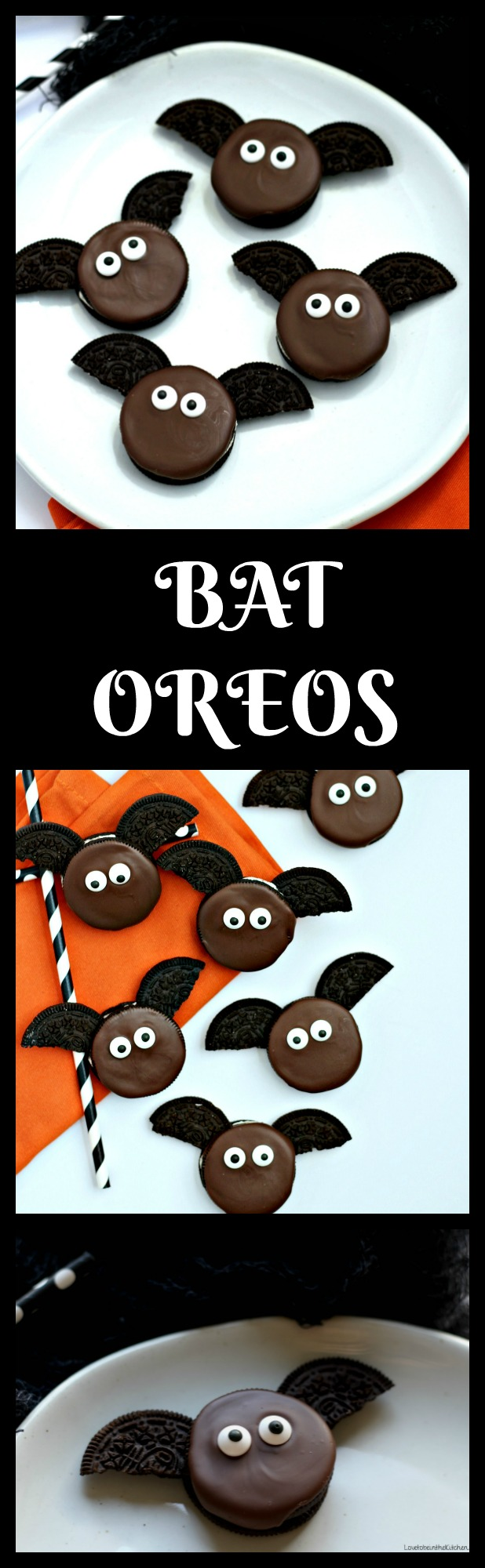 Bat Oreos
