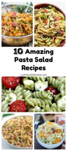 10 Amazing Pasta Salad Recipes