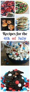 Recipes for the 4th of July + Becky's Bites of Life