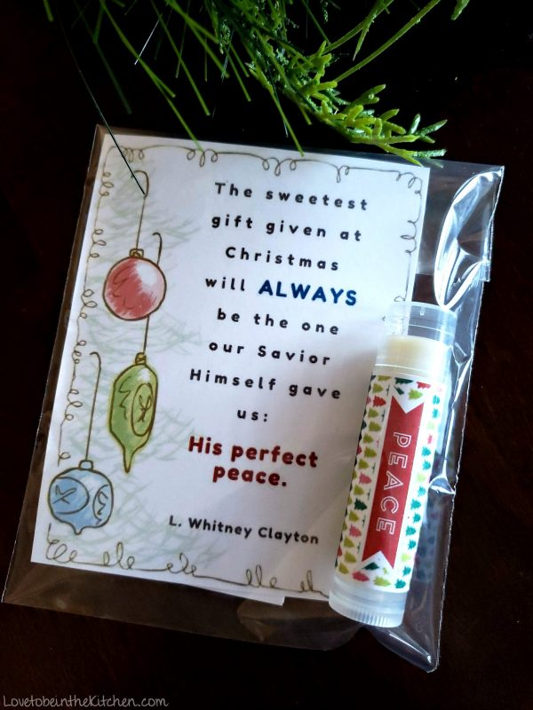 Homemade Peppermint Lip Balm Love To Be In The Kitchen
