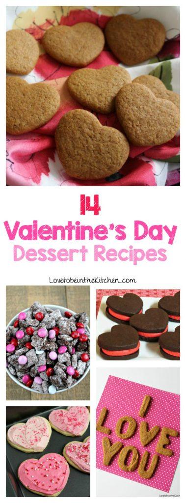 14 Valentine's Day Dessert Recipes