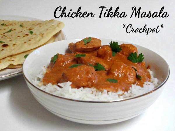 Chicken Tikka Masala (Crockpot)