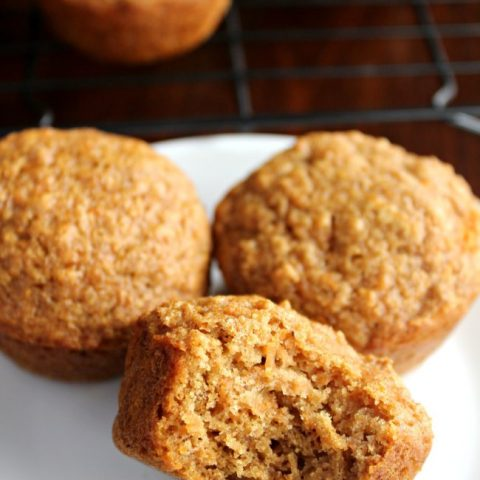 Healthy Carrot Muffins Love To Be In The Kitchen