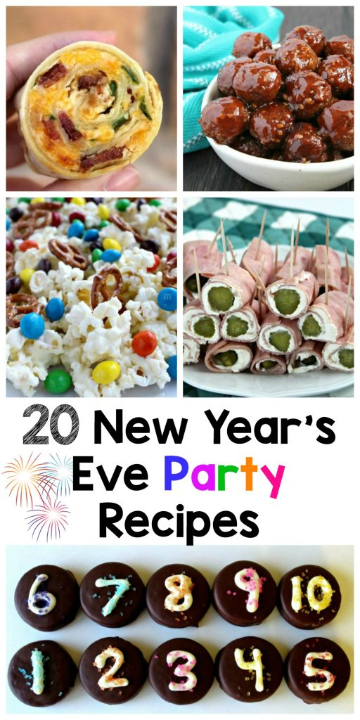 20 New Year's Eve Party Recipes