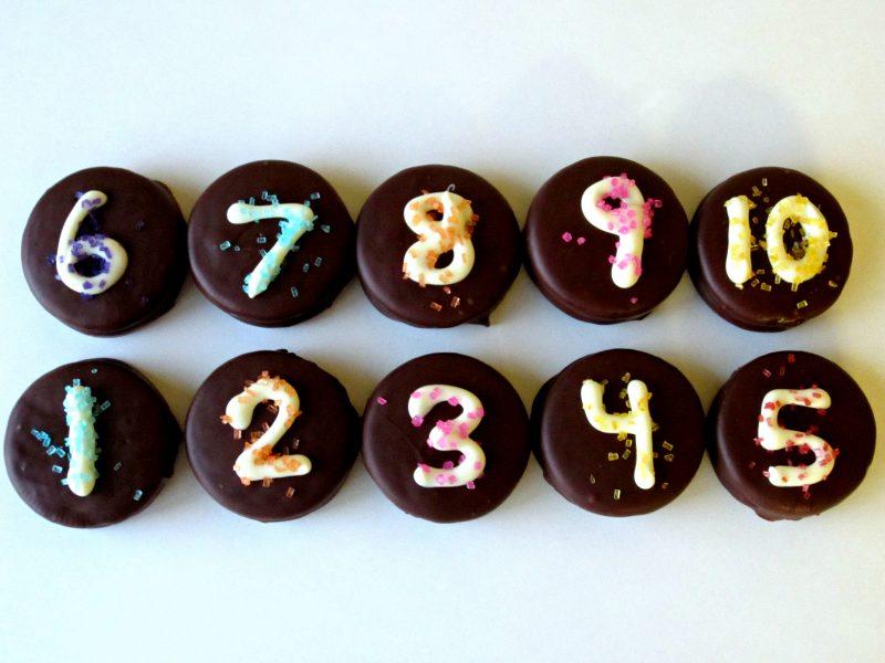 Countdown Cookies