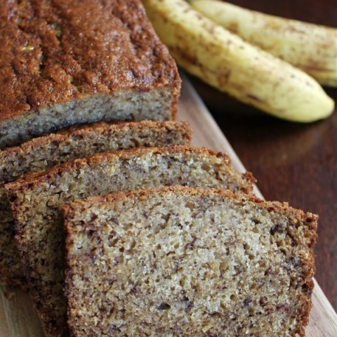 Moist Banana Bread Love To Be In The Kitchen