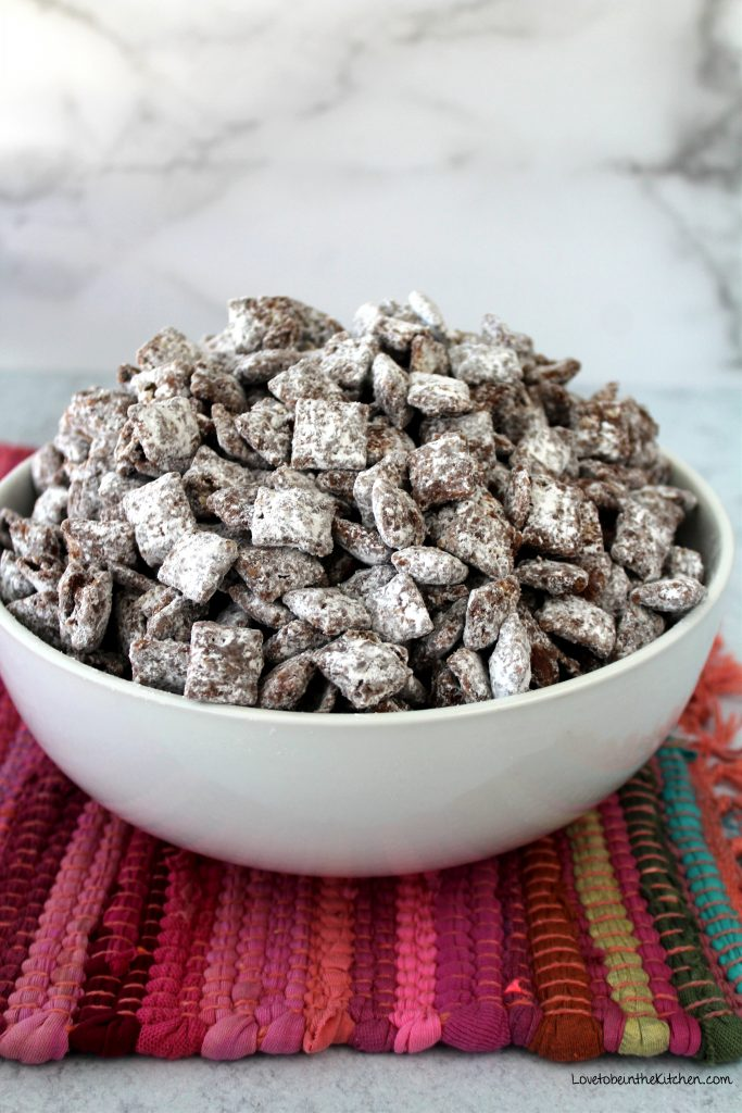 Big Batch Muddy Buddies