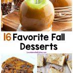 16 Favorite Fall Desserts