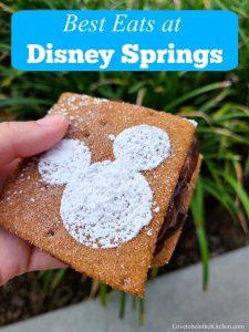 Best Eats at Disney Springs