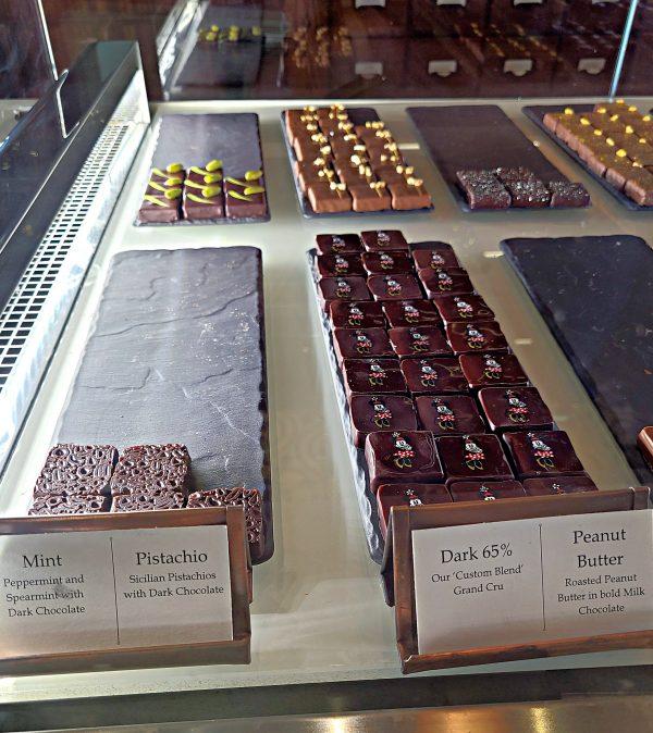 Chocolate at The Ganachery