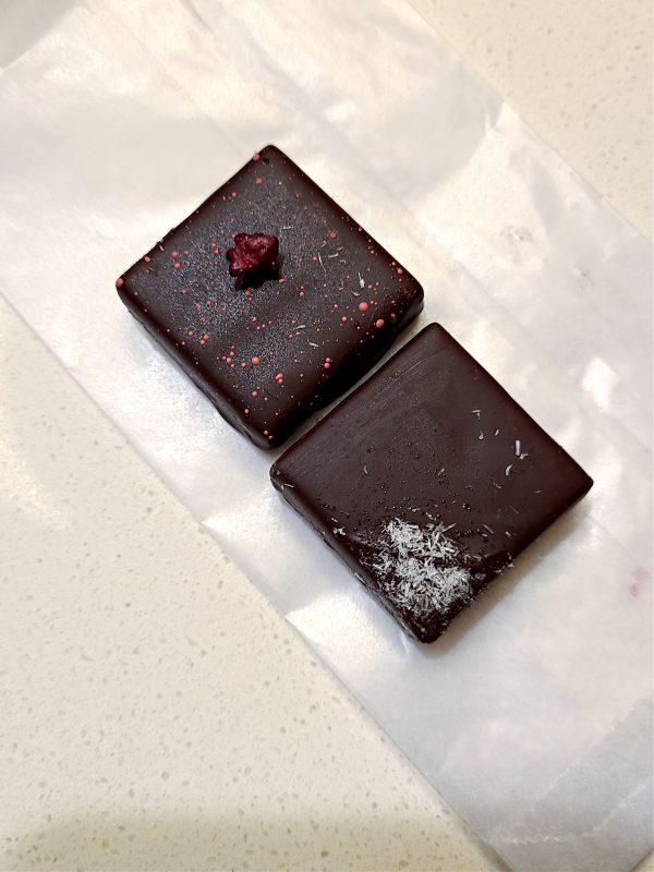 The Ganachery Chocolates