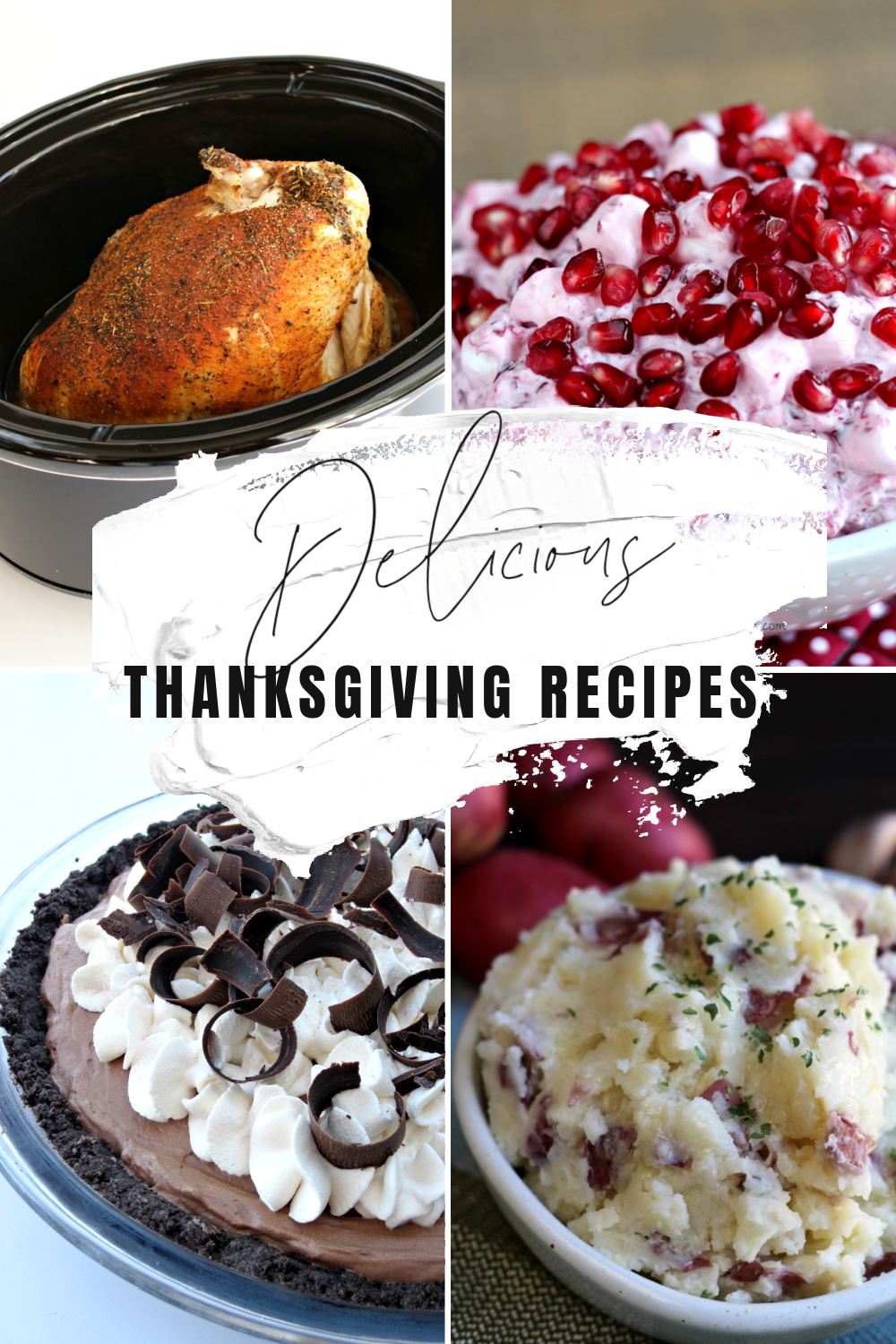 Delicious Thanksgiving Recipes