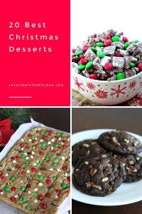 20 Best Christmas Desserts