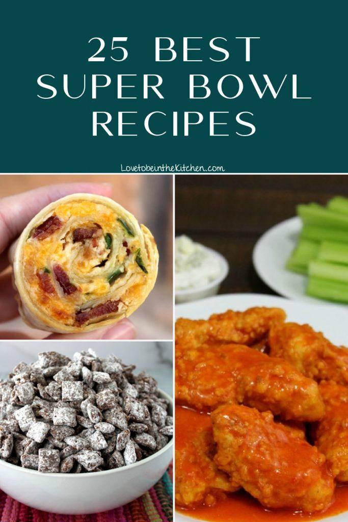 25 Best Super Bowl Recipes