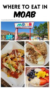Where to Eat in Moab and What to Do