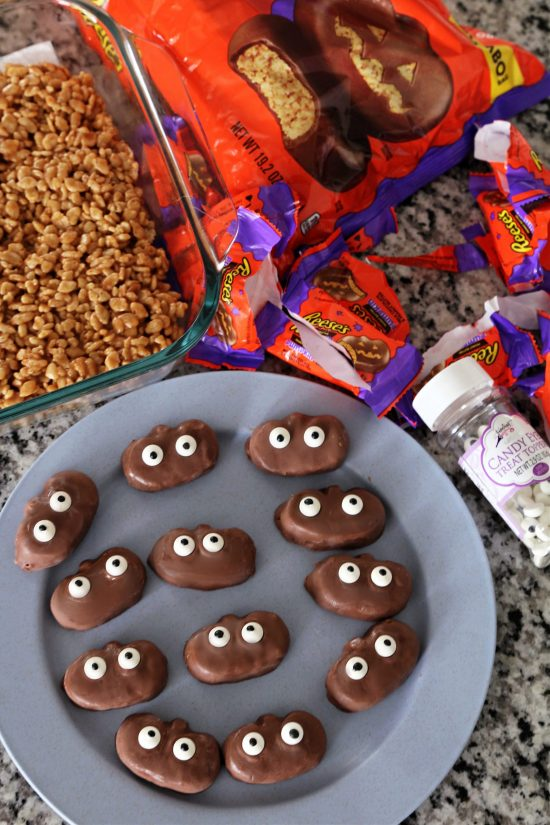 Recipes using Reese's Peanut Butter Cup Pumpkins